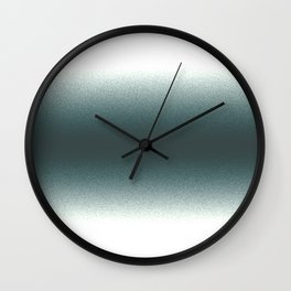 Dark Emerald N1 Wall Clock