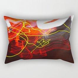 BackSeat #7 Rectangular Pillow