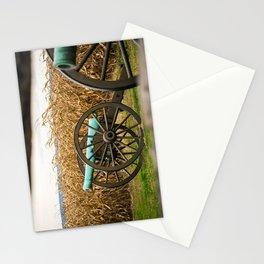 Cannon amongst the Corn Antietam National Battlefield Civil War Battleground Maryland Stationery Cards