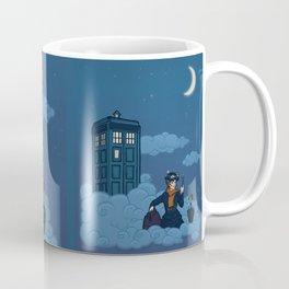 Nanny Who Coffee Mug