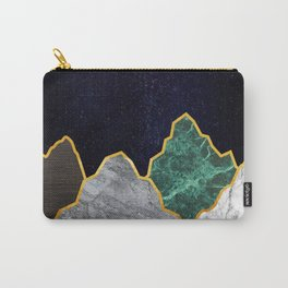 Final Mountains Carry-All Pouch