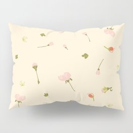 Chinoiserie Buds Pillow Sham