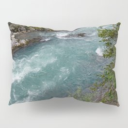 Alaska River Canyon - II Pillow Sham