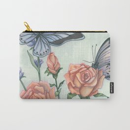 Kathie's Garden Carry-All Pouch