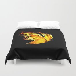 BurnOut Duvet Cover