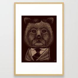 """""""Teddy"""" Roosevelt Framed Art Print"""