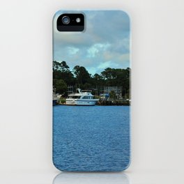 Calabash Waterfront iPhone Case