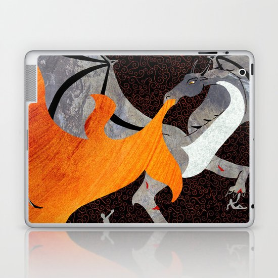 What Chance do Men Stand Laptop & iPad Skin