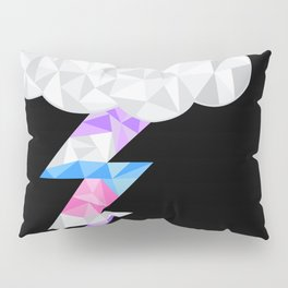 Intersex Storm Cloud Pillow Sham