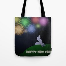 NYE 2014 Tote Bag