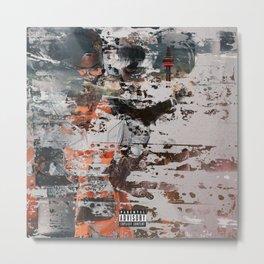 Ⓔⓢⓣⓔⓥ  é⃝ⓩ ⓁⓁⒸ Society6 - Tory Lanez - New Toronto - Hip-Hop - Rap - Society6 - hhgt Metal Print