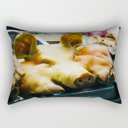Every Little Bit Rectangular Pillow
