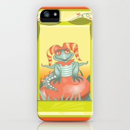 Jester Fragon iPhone Case