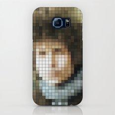 Bob Dylan - Blonde on Blonde - Pixel Galaxy S8 Slim Case