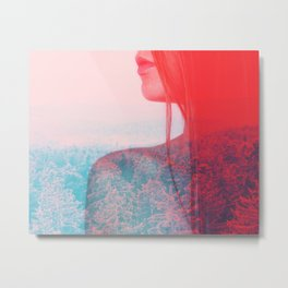 Alter Ego #society6 #decor #buyart Metal Print