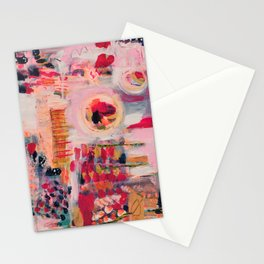 Garden in the Sky Stationery Cards