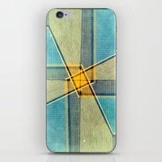 A million bright ambassadors of morning (35mm multiple exposure) iPhone & iPod Skin