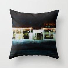 Early Bird Special Throw Pillow