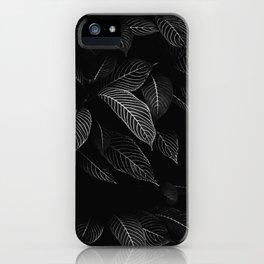 Dark Nature iPhone Case