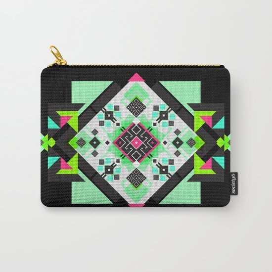 ::: Space Rug3 ::: Carry-All Pouch