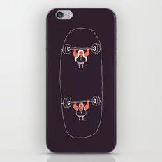 Heavyweight Skateboarding iPhone Skin