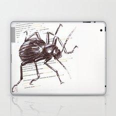 Black Beetle Laptop & iPad Skin