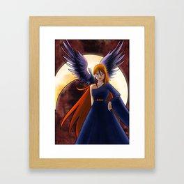 Ailes Framed Art Print