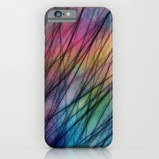 Tropical Feather Abstract II iPhone 6 Slim Case