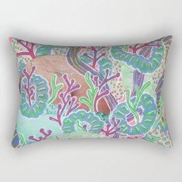 Alien Organism 11 Rectangular Pillow
