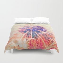 Galaxy Calling Duvet Cover