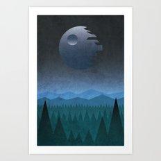 endor Art Print