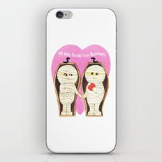 Bound Together iPhone & iPod Skin