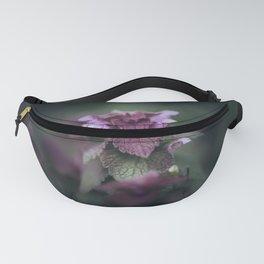 Purple Dead-Nettle Fanny Pack