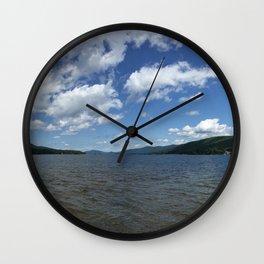 Adirondack Livin' Wall Clock