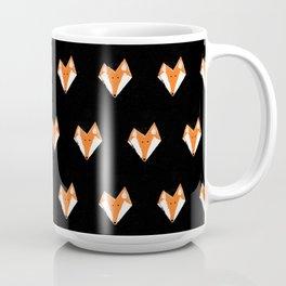 The Fox - Tiled Coffee Mug