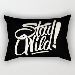 Stay Wild! Rectangular Pillow