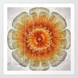 Callipygian Dream Flowers  ID:16165-044441-61801 Art Print