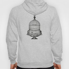 Bird cage Hoody