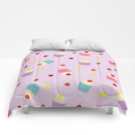 Fruity Cupcakes Comforters