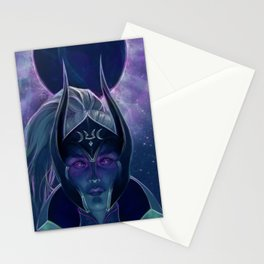 Dota2 - Lunara Stationery Cards