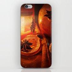 advent season iPhone & iPod Skin