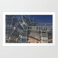 Architek Art Print