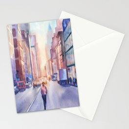 Switch off noise Stationery Cards