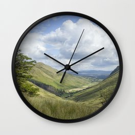 Glengesh Pass Wall Clock