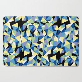 triangle puzzle Cutting Board