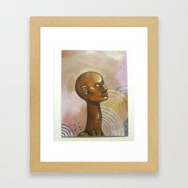 Adinkrahene Framed Art Print
