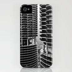 Bertrand's Buildings Slim Case iPhone (4, 4s)