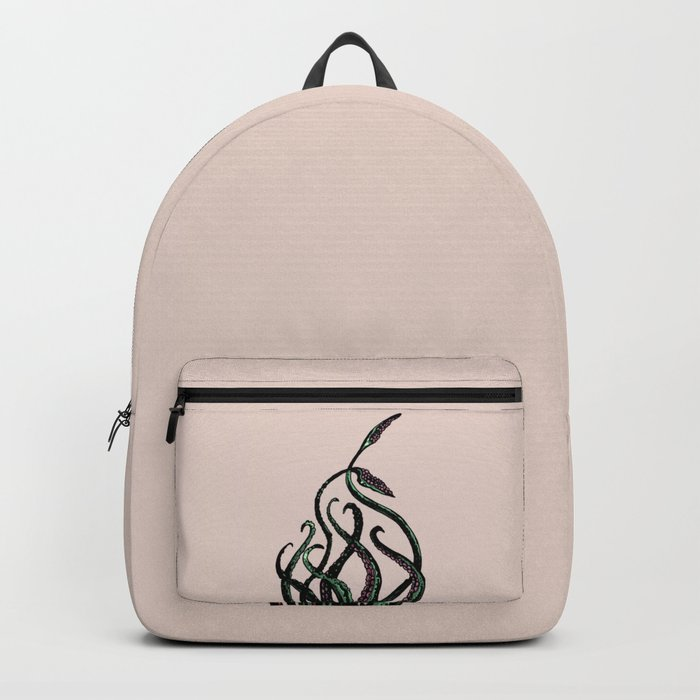 Piece of Tattooed Lady Backpack