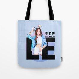 EXID LE AHN HYO-JIN  Tote Bag
