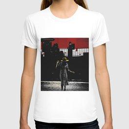 City Hat T-shirt